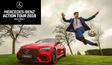 Mercedes-Benz Action Tour 2019!