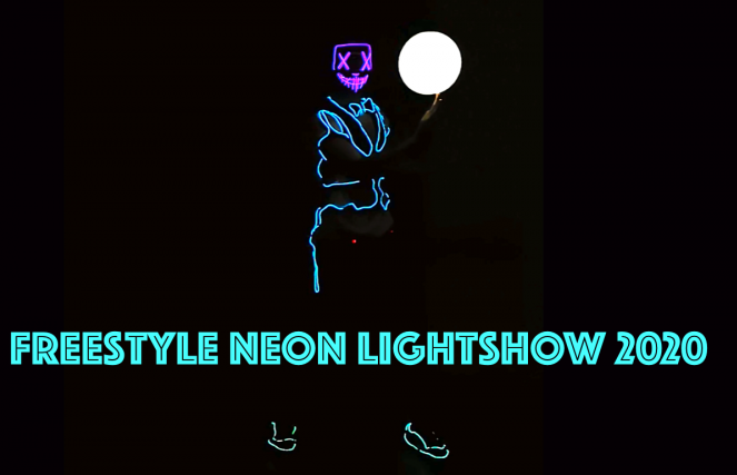 FREESTYLE LIGHTSHOW 2020